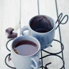 Kuum šokolaadijook kohvi ja kaneeliga