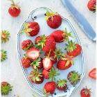 Esimesed maasikad Saaremaal