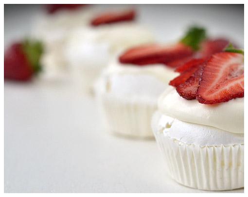 Pavlovad maasikatega