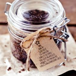 Kohvi-lavendi kehakoorija