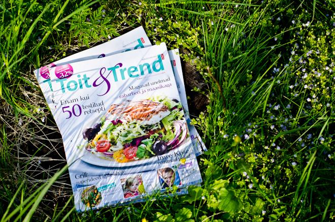 Ajakiri Toit ja Trend