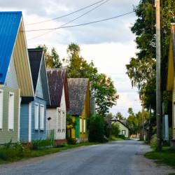 Tänavküla Peipsi ääres